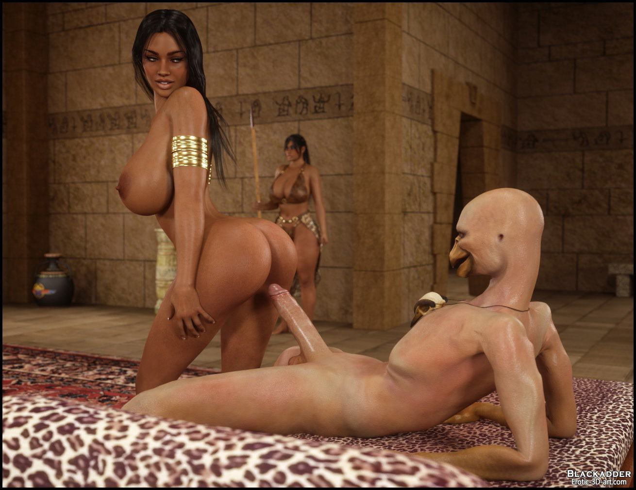 Египетская королева порно смотреть