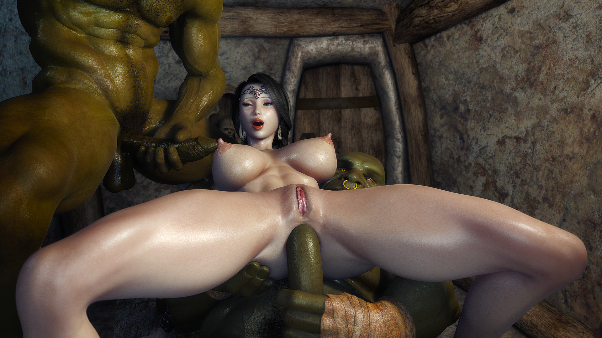 Free anime ogre sex movies adult photo