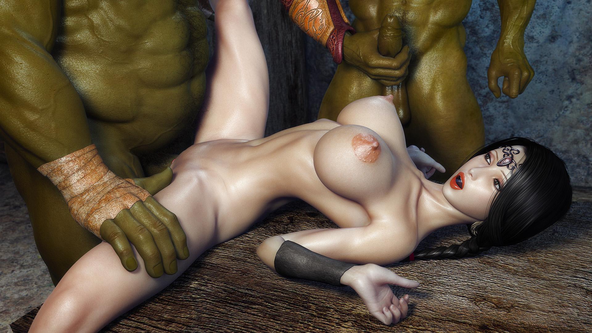 3 d evil nudes xxx photo