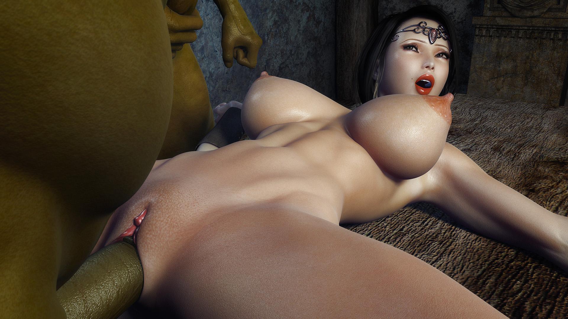 Порно 3d фото hd