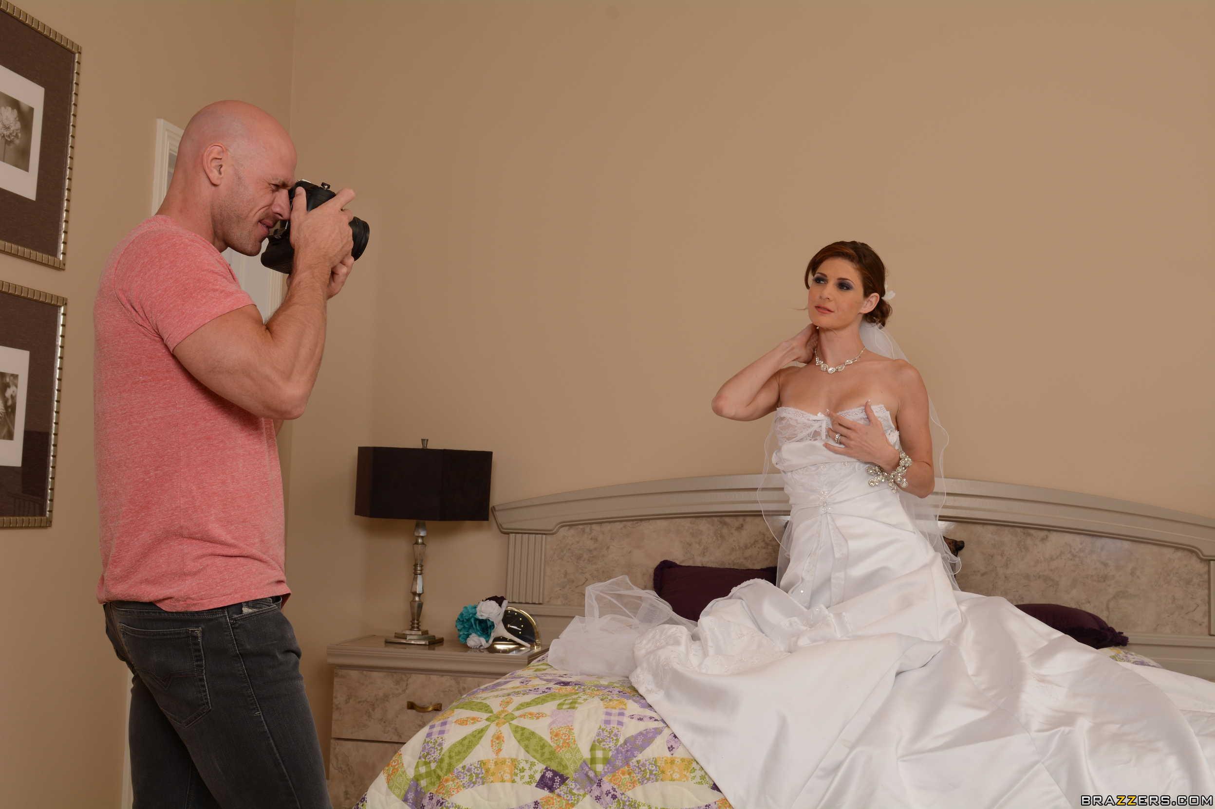 У кого сосут невесты на свадьбе 16 фотография