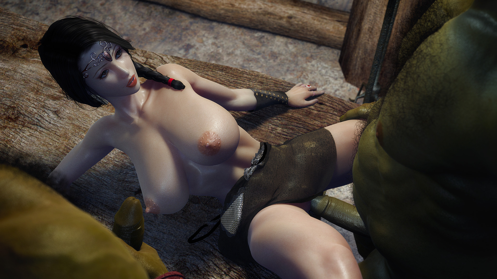 Orcs sex animation adult image