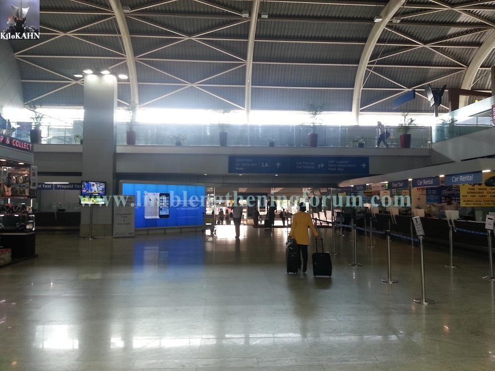 airport m hall
