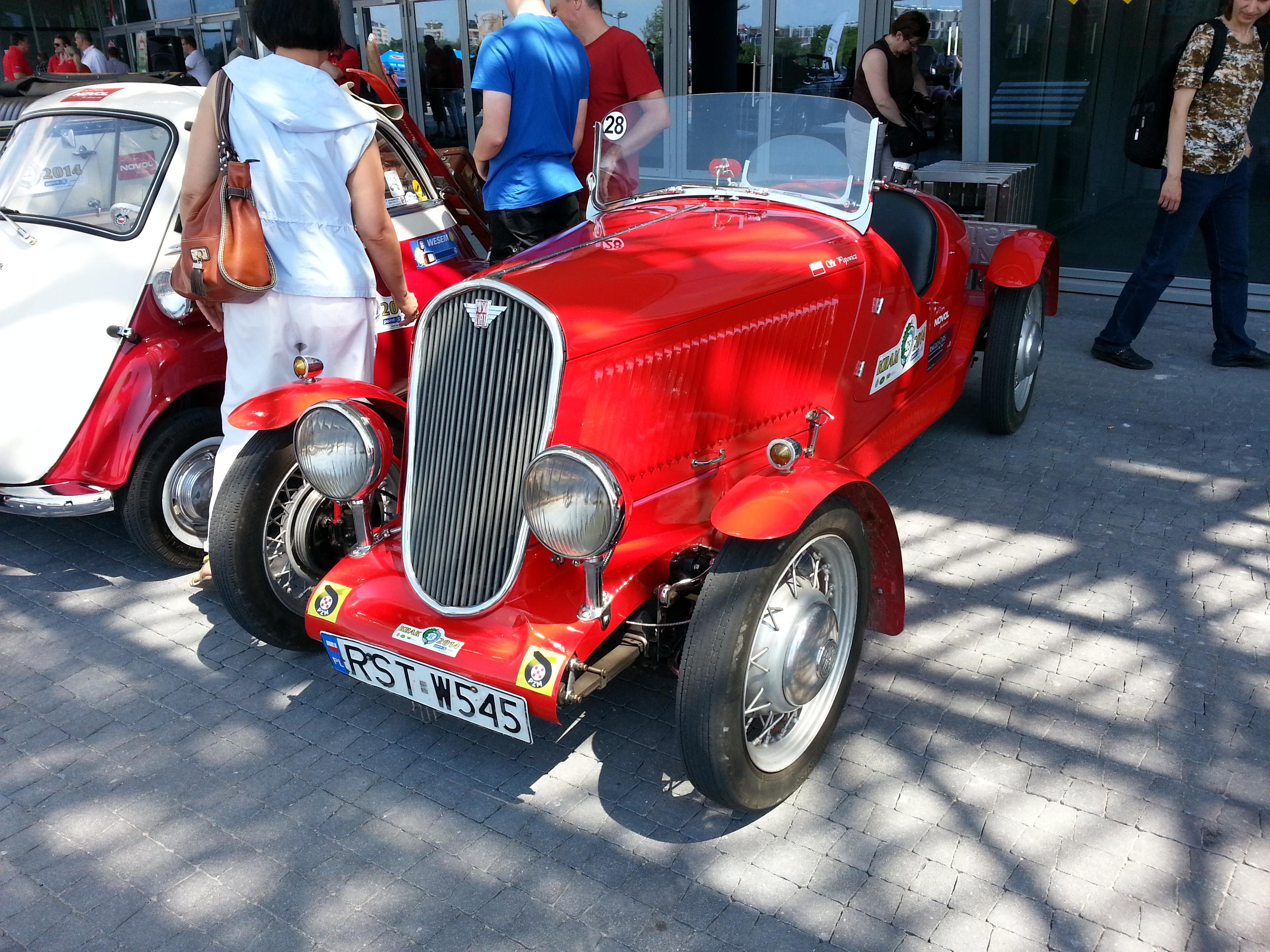 Fiat 508 H 1