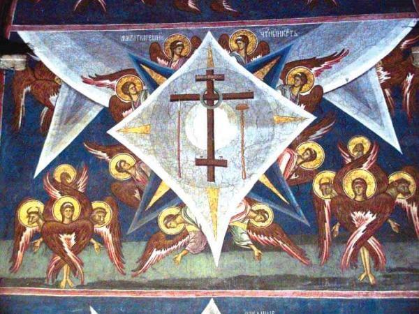 20 05 Pojava asnog Krsta U Jerusalimu