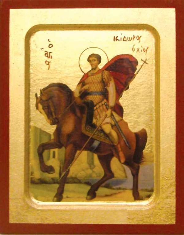 27 05 Sveti Mucenik Isidor