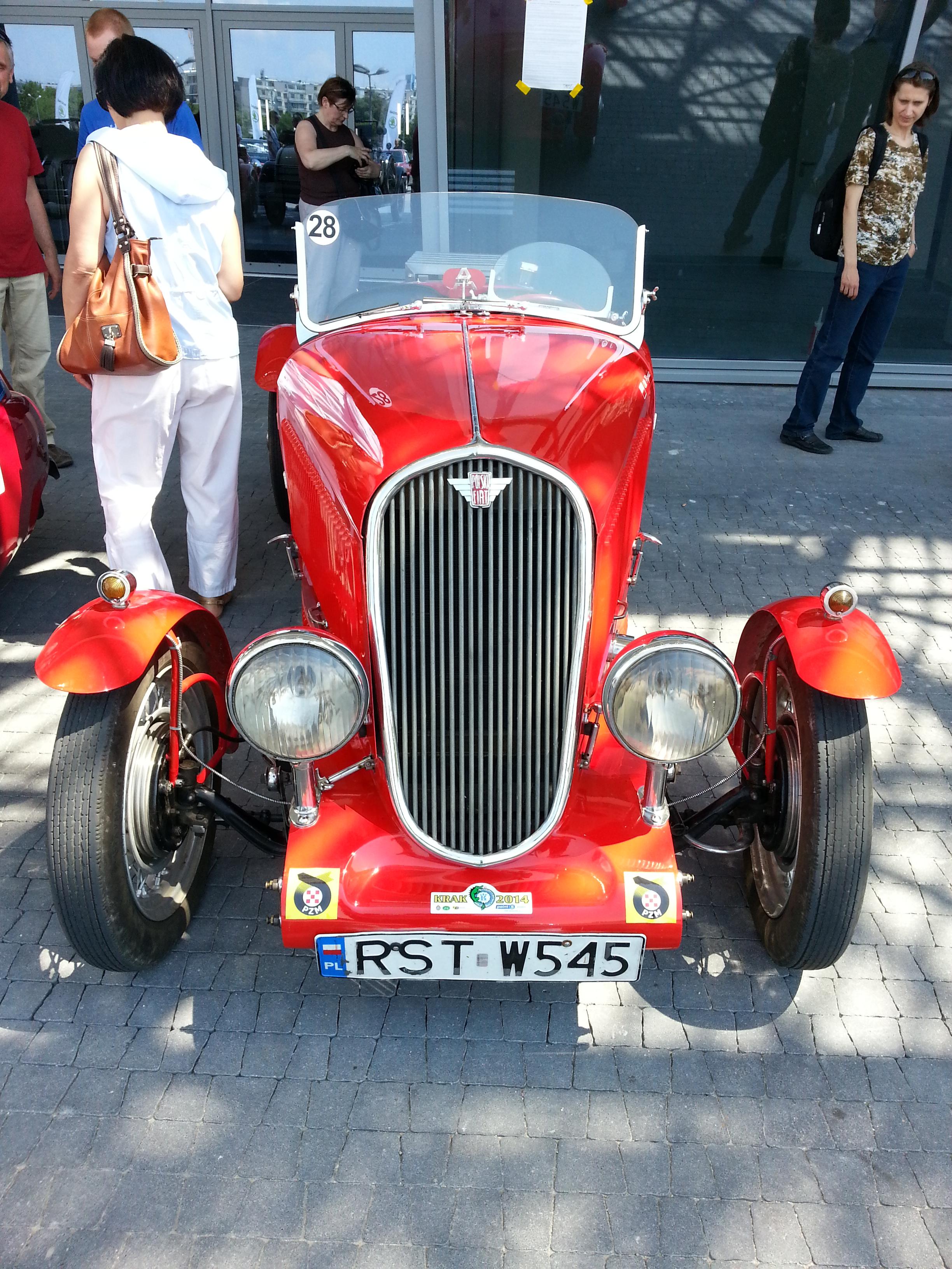 Fiat 508 V 1