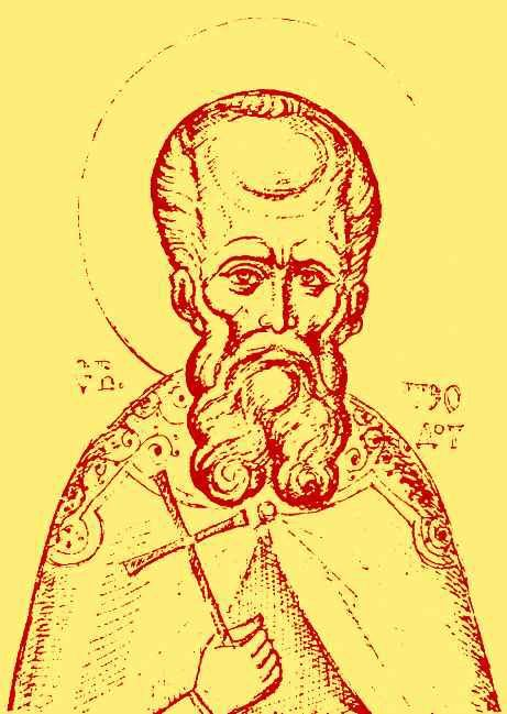 31 05 Sveti Muenik Teodor Ankirski