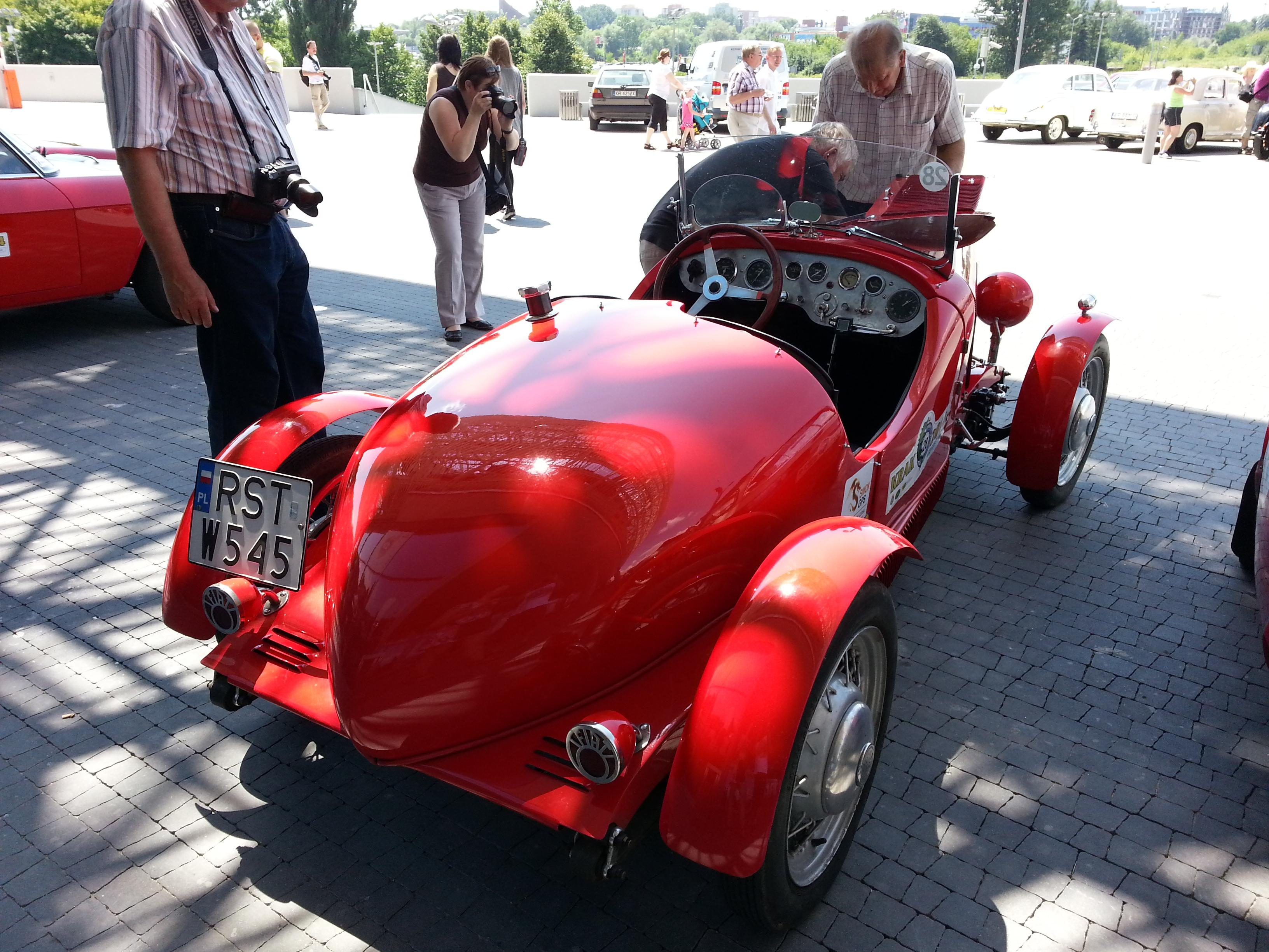 Fiat 508 H 4