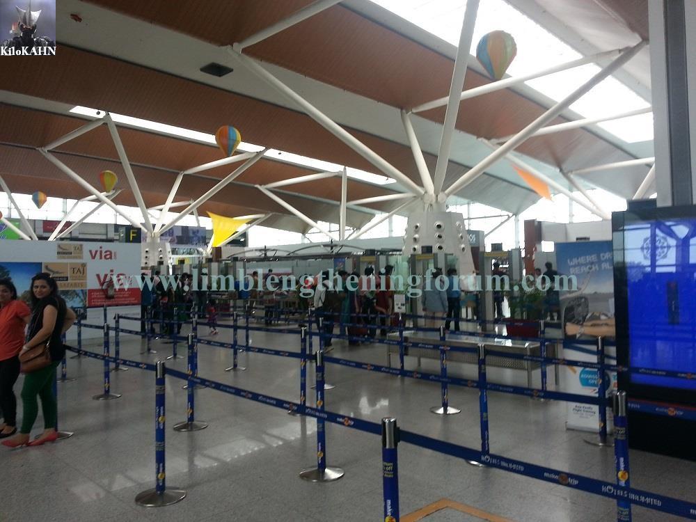 airport d main