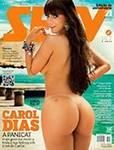 Carol Dias pelada