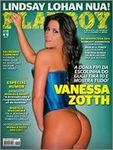 Vanessa Zotth pelada