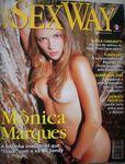 Mônica Marques pelada