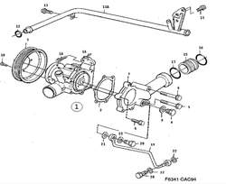 Saab Fuel Injection likewise NEW Genuine SAAB Fuel Line Return 12758553 together with Mazda Miata Valve Cover as well Saab 93 Relay Diagram moreover S2000 Engine Gallery. on saab 900 engine bay