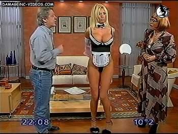 Argentina showgirl Pettinato erotic lingerie