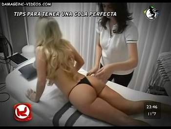 Ass up Argentina Celebrity model