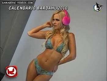 Alejandra Maglietti sexy body in lingerie