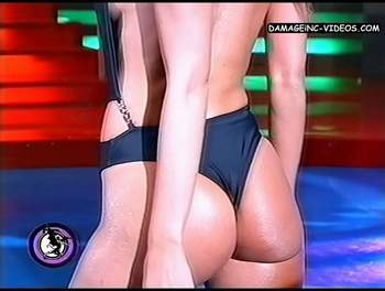 Argentina Natalia Fassi model ass