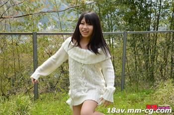 [無碼]最新天然素人 061714_01 和喜歡讀書的女孩野外車震