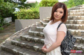 [無碼]最新天然素人 011615_01 戶外散步天然爆乳娘 櫻井杏奈