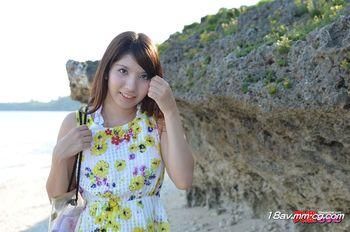 [無碼]最新天然素人 012215_01 南國美女海灘拍攝體驗 葛西悠裡