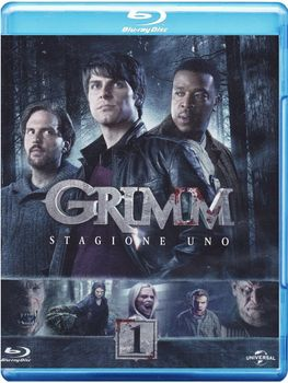 Grimm - Stagione 01(2011) (6 Blu-Ray) FULL Bluray avc DTS HD MA DDN